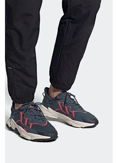 adidas Erkek Ozweego Sneakers FV9662 Yeşil